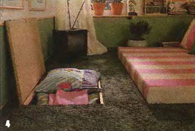 Подиум - кровать