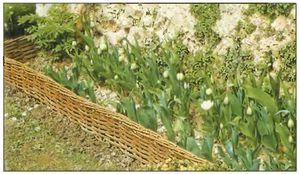 Плетеные бордюры